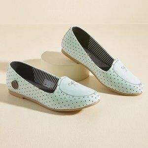 Mint Loly in the Sky Flats But Not Least Loafer